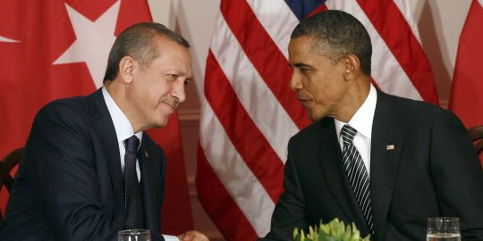 Obama e Erdogan