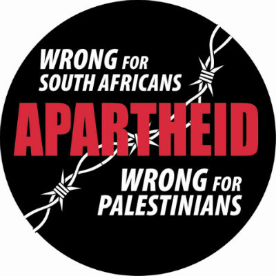 apartheid em Palestina